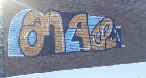 Graffiti verwijderen Eindhoven